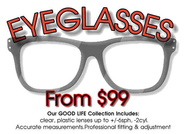 10234dd95d6 Our large optical boutique offers great looking